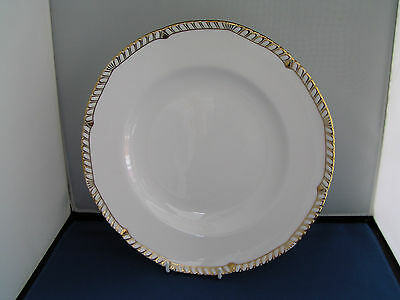 ROYAL CROWN DERBY PRINCE CONSORT DINNER PLATE, 2nd.