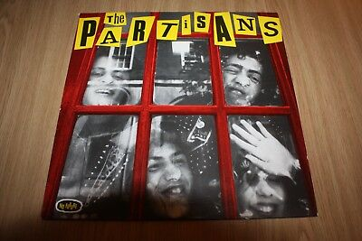 The Partisans - Self Titled - 1983 - No Future - Very Good++