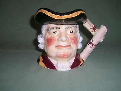 """Midwinter Large Toby Jug """"squire Trelawney"""""""