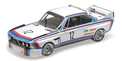 Modell 1:18 BMW 3.0 CSL - BMW Motorsport - Amon/Stuck -Winner 6H Nürburgr. 1973