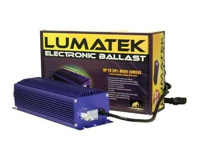 Lumatek 600W Electric Digital Dimmable Grow room Light Ballast Hydroponics