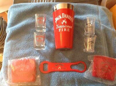 Jack Daniels Tennesse Fire lot