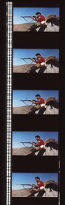 Zulu 1964 Michael Caine 35mm Film Cell strip very Rare t61