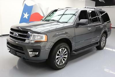 2017 Ford Expedition  2017 FORD EXPEDITION 4X4 ECOBOOST REAR CAM 3RD ROW 20K #A26109 Texas Direct Auto