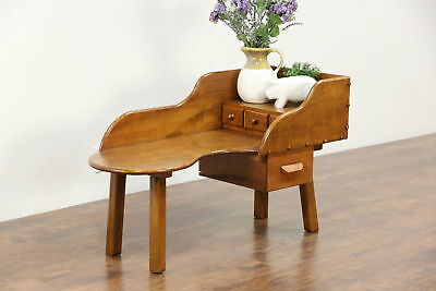 Cobbler or Shoemaker Antique Bench, Coffee Table