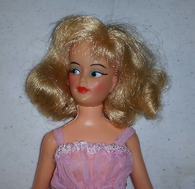 Vintage Ideal Tammy Family Doll Blonde Hair