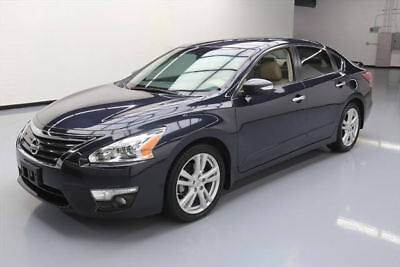 2013 Nissan Altima  2013 NISSAN ALTIMA 3.5 SL SEDAN SUNROOF NAV LEATHER 21K #256360 Texas Direct