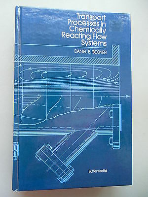 Transport Processes in Chemically Reacting Flow Systems 1986