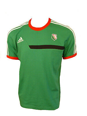 Adidas Legia Warschau Warszawa T-Shirt Trainings Shirt Gr. M (6)