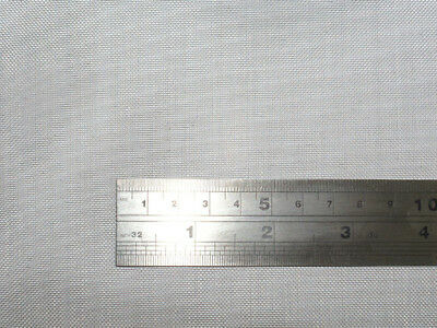 Woven Wire 40 Mesh -30X60cm Size -0.425mm Hole -190µm Wire- Stainless Steel 304L
