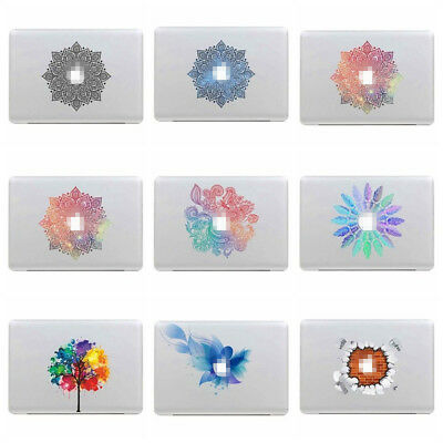 """Laptop Vinyl Decals Stickers Skin Cover Macbook Air/Pro Retina 13 15"""" Removeable"""