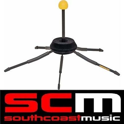 NEW HERCULES DS410B TRAVLITE IN-BELL TRUMPET STAND @scm
