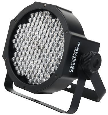 Showlite Dj Pa Floodlight 144 Rgb Led Lampe Dmx Licht Effekt Strahler Party Spot