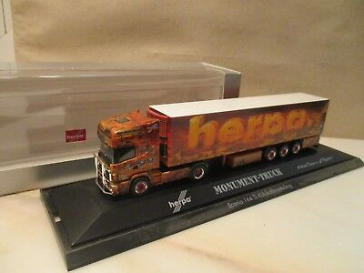 HERPA      ---   SZ in PC   -----  Monument Truck        ---  SCANIA
