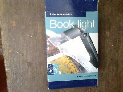 C&a Book Reading Light - New  - (R11-3)