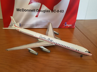 Inflight 200 IFDC8611113P 1/200 Dougls DC-8 Canadian Pacific Airlines CF-CPP