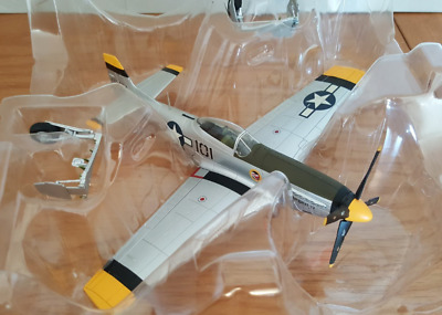 Hobby Master HA7704 1/72 North American P-51D Mustang Margaret USAAF TINY ISSUE