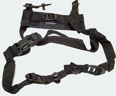 4 point  USGI ACH HELMET CHIN STRAPS WITH bolts GI 8470-01-531-3351  new