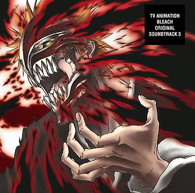 BLEACH ANIME ORIGINAL SOUNDTRACK CD Animation BLEACH Original Soundtrack 3