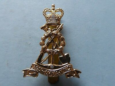 Military Uniforn Badge Royal Pioneer Corps  (484