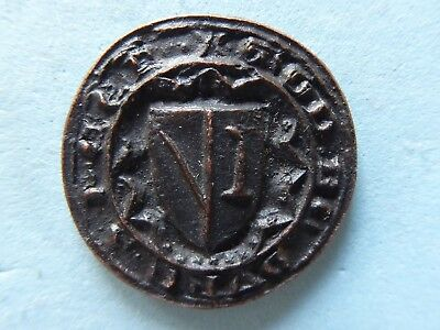 Unknown Token, Check, Trade, Shield 22Mm  (626