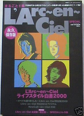 L'Arc-en-ciel Hyde Jrock Photo Book JAPANESE BOOK 2