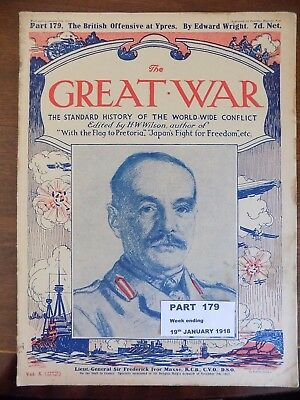 THE GREAT WAR–PART 179, 19th Jan1918 British Offensive at Ypres & Battle of Lens