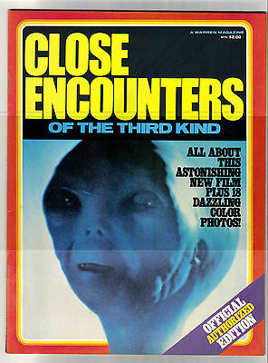 A Large Collection Of Close Encounters Of The Third Kind Items