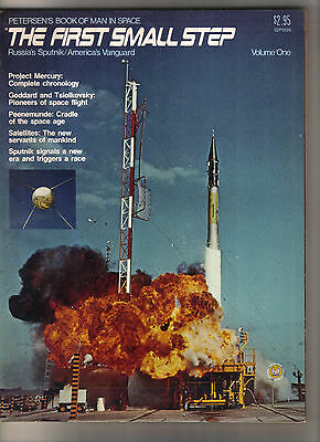 A Five Volume Set Of Petersens Book Of Man In Space Published 1974 - See Scans