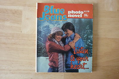 Blue Jeans Picture Library. 1981.  No.19. Like Mandy,Debbie,Judy,Bunty.