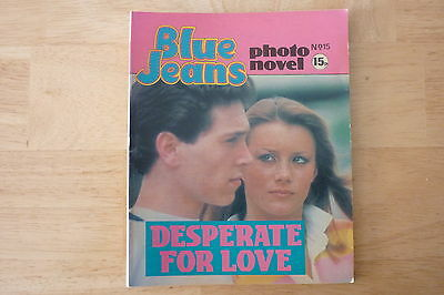 Blue Jeans Picture Library. 1981.  No.15. Like Mandy,Debbie,Judy,Bunty.