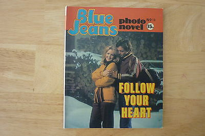 Blue Jeans Picture Library. 1981.  No.18. Like Mandy,Debbie,Judy,Bunty.