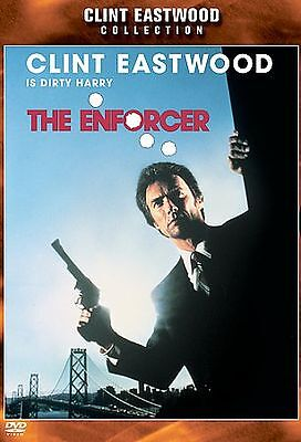 The Enforcer DVD Clint Eastwood Collection Clint Eastwood is Dirty Harry NEW