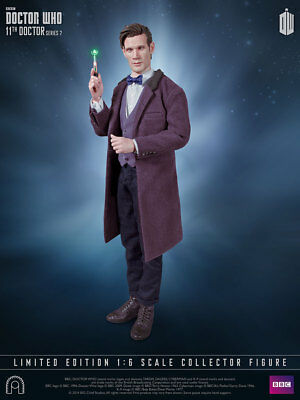 Doctor Who 11Th Dr Series 7 1/6 Scale Action Figure Big Chief Studios New
