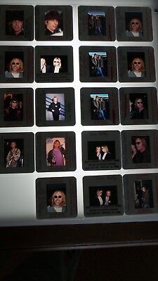 Tom Petty Rare Vintage Lot Of 35Mm Slide Transparency Photo #2
