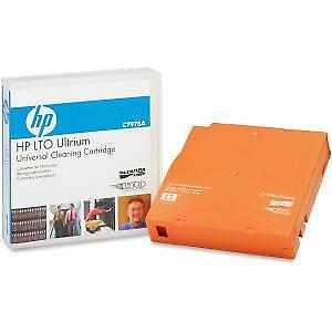 NEW! Hp Cleaning Cartridge Lto 1 Pack 319 M Tape Length