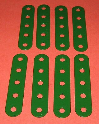 Meccano Compatible Metallus  Parts Strips 2-1/2""