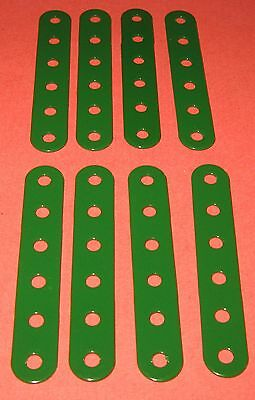 Meccano Compatible Metallus  Parts Strips 3""