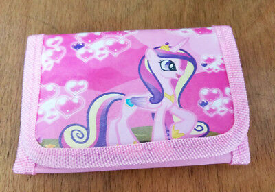 My Little Pony Kids Coin Money Pouch Bags Purse Wallet Birthday Xmas Gift pink a