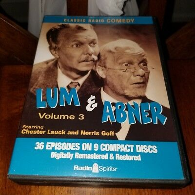 Lum & Abner Vol 3 (Old Time Radio) (Classic Radio Comedy)