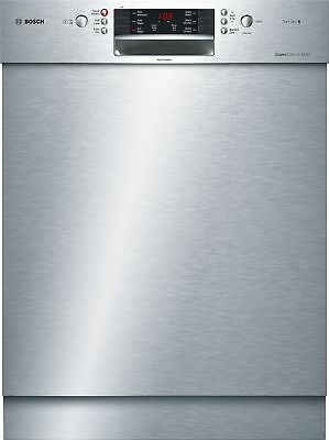 Bosch 60cm Series 6 Built-In Dishwasher SMU66MS02A