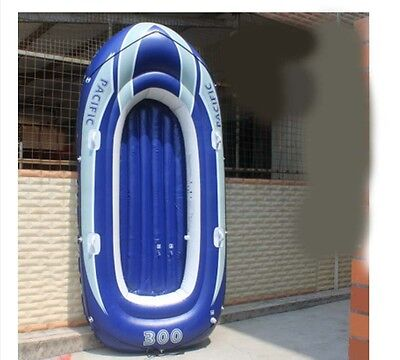 3-4 Person Blue Water-proof Length 290CM Width 140CM Inflatable Boat *