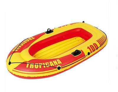 2 Person Length 185CM Width 98CM Height 28CM Water-proof Inflatable Boat *