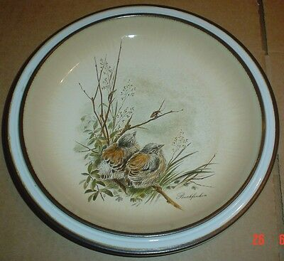 Decorative Denby Bird Plate #2