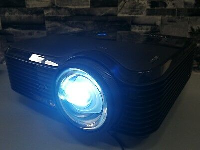 Viewsonic pjd 7383 Ultra short throw 3D projector DLP VGA MONITOR NOT HDMI USED