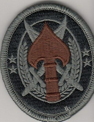 Us Army Patch - Special Operations Jtf-Operation Inherent Resolve- Acu