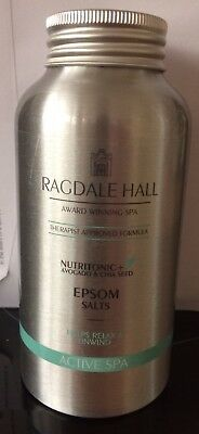 RAGDALE HALL EPSON SALTS ACTIVE SPA 350g FOR M&S BEAUTY