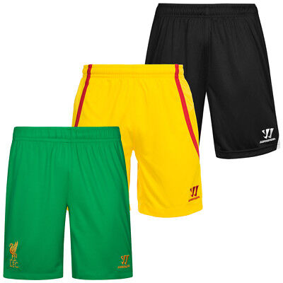 Liverpool FC Short Warrior Herren Fussballshorts Hose Premier League Shorts LFC