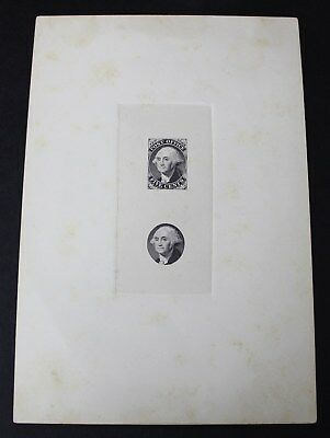 CKStamps: US Stamps Collection Scott#9X1E1 Washington Unused NG Stain, Rare!