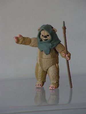 Star Wars The Vintage Collection Ewok From Ewok Assault Catapult K-Mart Excl.